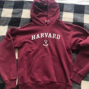 Sweaters - Vintage vibe Harvard Hoodie.